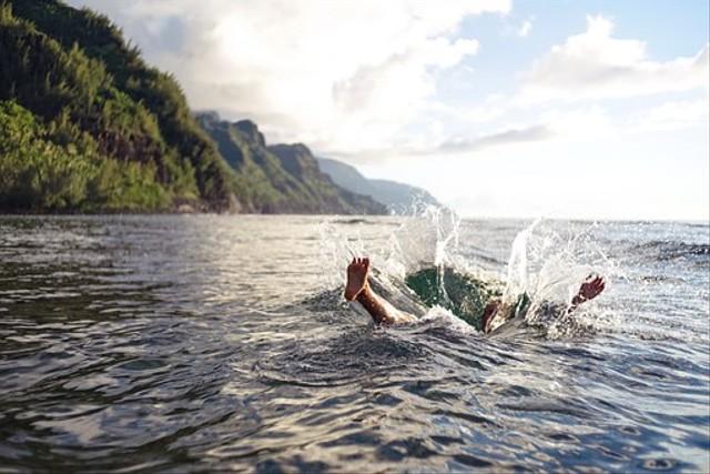 Bocah Dilaporkan Tenggelam di Danau Riam Kanan (427565)