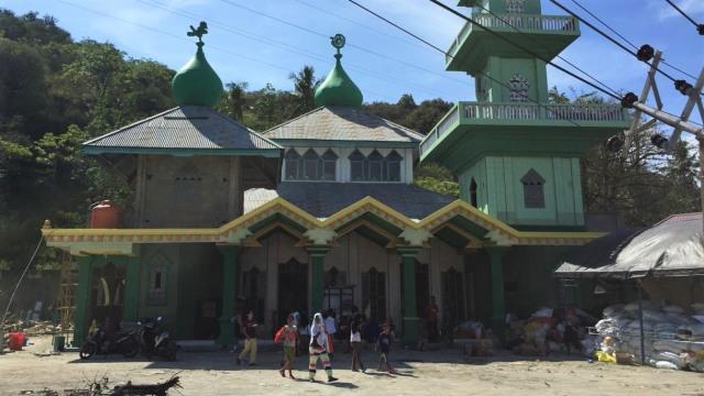 Mengapa Masjid dan Gereja di Palu Tetap Kokoh Meski Diterjang Tsunami? (96940)