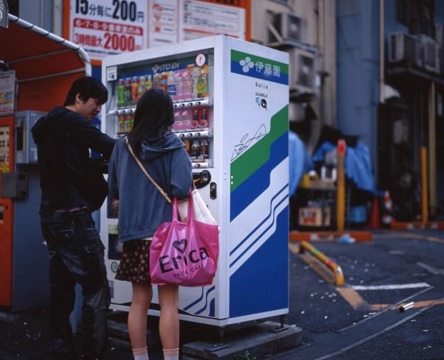 Menelusuri Sejarah dan Alasan Kepopuleran Vending Machine di Jepang (138614)
