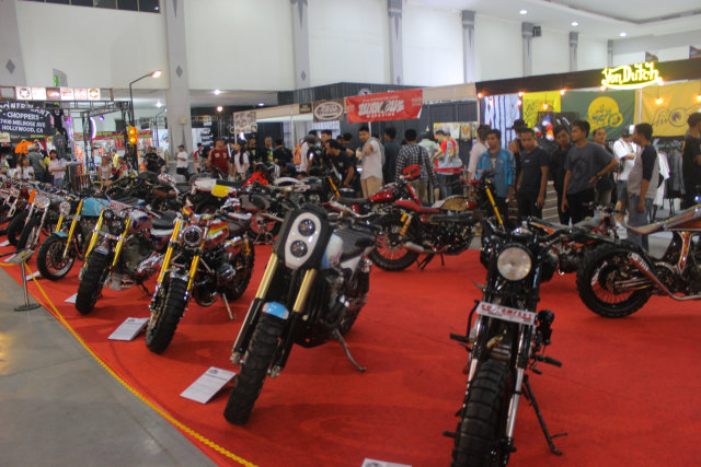 Kustomfest 2018 Hadirkan Bergam Motor Modifikasi