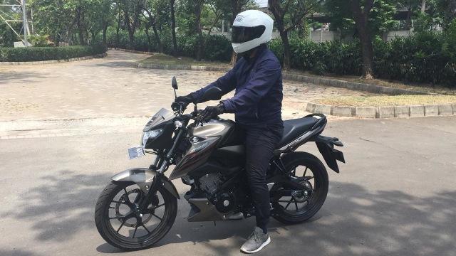 Catatan Test Ride Suzuki GSX150 Bandit (245741)