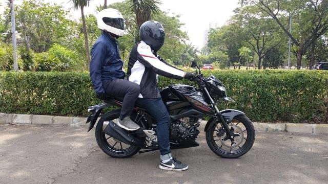 Catatan Test Ride Suzuki GSX150 Bandit (245746)