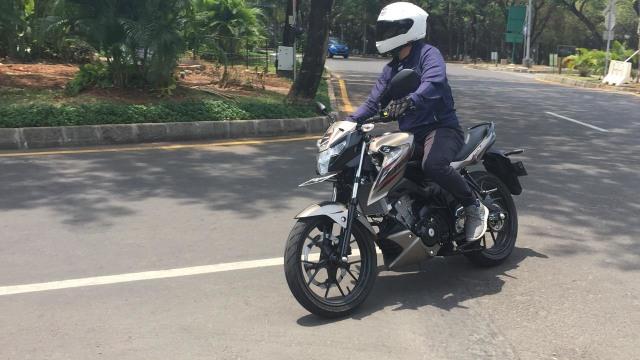 Catatan Test Ride Suzuki GSX150 Bandit (245744)