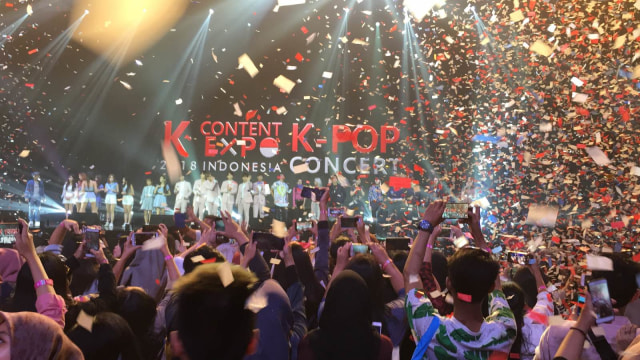 K-Content Expo 2018 K-Pop Concert