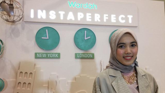 Wardah Instaperfect, Lini Kosmetik Premium Terbaru dari Wardah (342004)