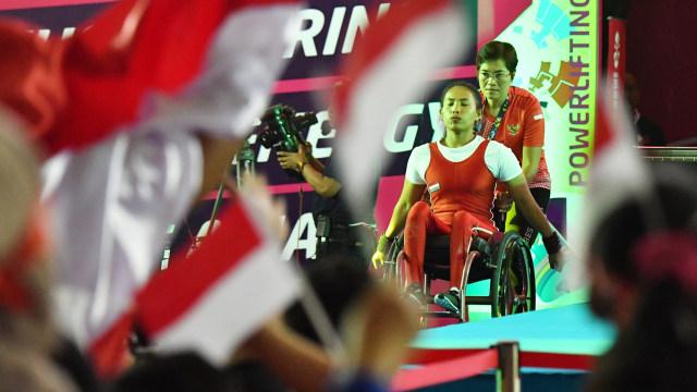 Live Feed: Indonesia di Posisi Enam Klasemen Medali Asian Para Games (115508)