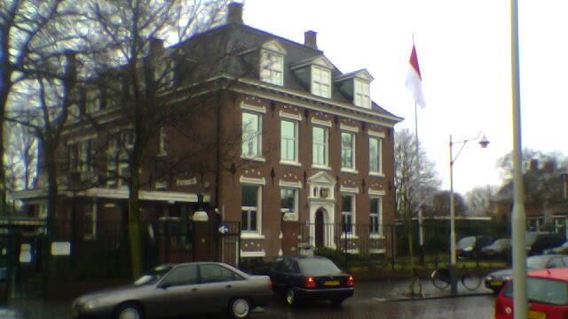 Gedung Kedutaan Besar Republik Indonesia di Den Haag