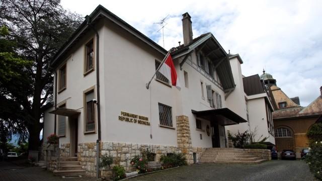Gedung Perutusan Tetap Republik Indonesia di Jenewa