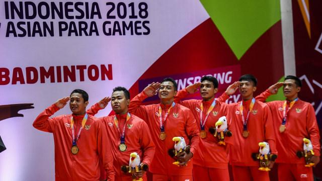 Live Feed: Indonesia di Posisi Enam Klasemen Medali Asian Para Games (115509)