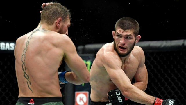 Khabib Mengancam Akan Keluar dari UFC: 'Makan Saja Uangku' (45119)