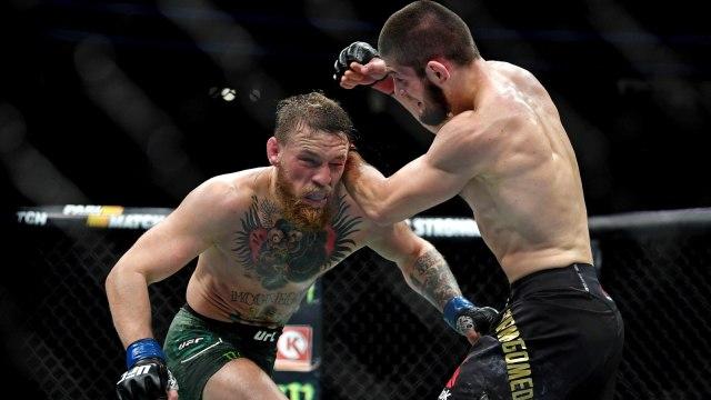 McGregor Serang Khabib Nurmagomedov: Dia Bukan Pensiun, tapi Kabur! (2151)
