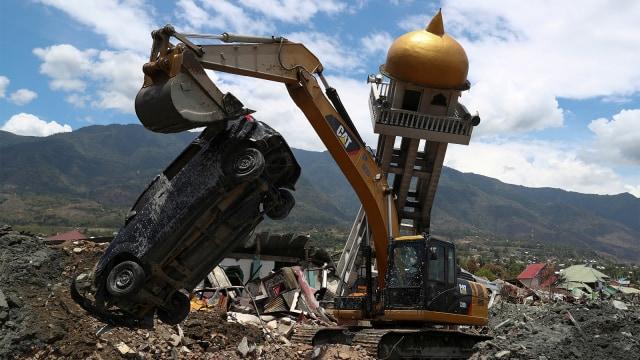 gempa bumi, tsunami palu, bencana alam