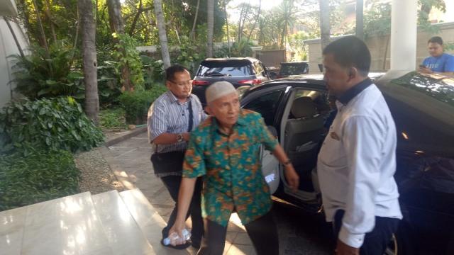 Amien Rais Akan ke Polda Metro dan Ungkap Kasus yang Bakal Heboh (261066)