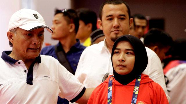 Miftahul Jannah, atlet para judo Indonesia