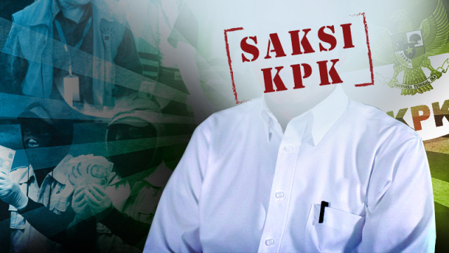 Ilustrasi kasus KPK