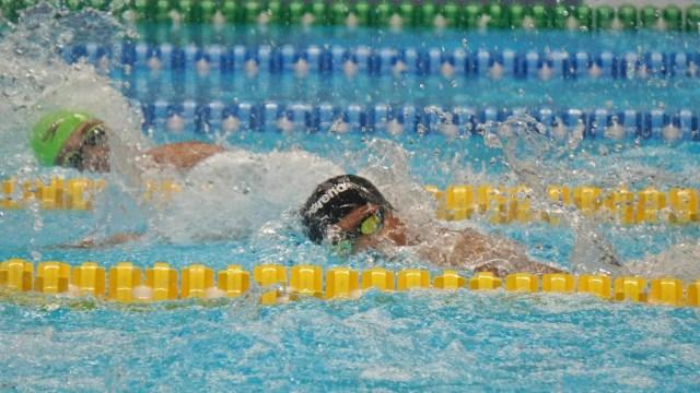 Atlet Renang Indonesia, Jendi Pangabean, Asian Para Games 2018