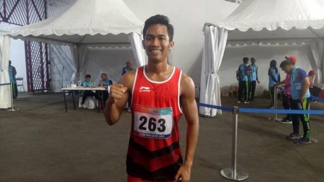 Asian Para Games 2018, Eko Saputra