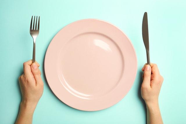 Kata Ilmuwan, Ganti Piring Makan Bentuk Oval Bisa Kurangi Sampah Makanan (258697)