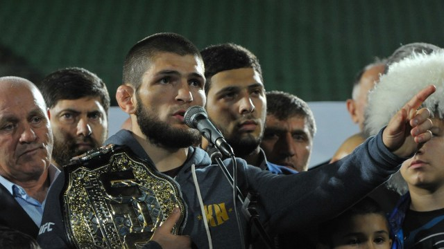 Francis Ngannou Jadi Juara UFC, Khabib Beri Selamat ke Bangsa Afrika (223024)