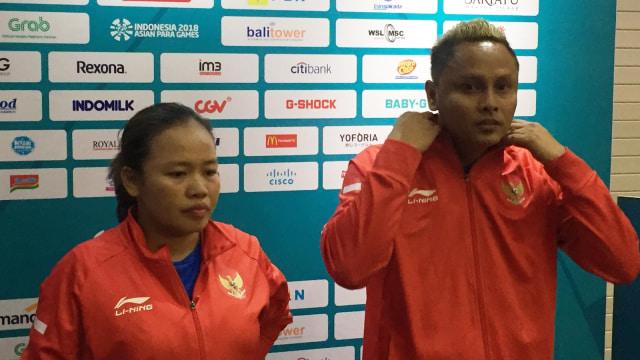 Atlet Tenis Meja, Asian Para Games