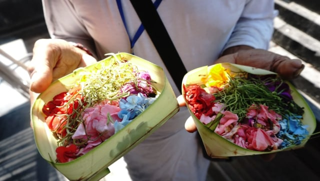 Tradisi Sajen, Tempat Peribadatan Bali