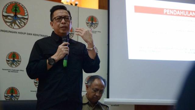 KLHK Siap Dampingi Profesor IPB yang Digugat Rp 510 M oleh PT JJP (70306)