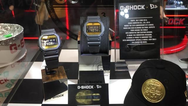 G-Shock x New Era, DW-5600NE-1
