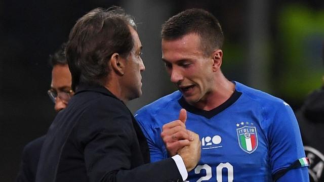 Federico Bernardeschi Gelar Pesta Nikah Usai Bawa Italia Juarai Euro 2020 (171213)