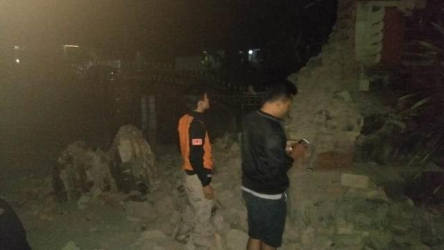 8 Orang Terluka dan 25 Rumah Rusak Akibat Gempa 6,3 M di Situbondo (105924)