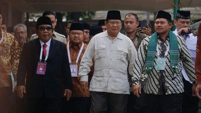 5 Pernyataan Kontroversial Prabowo saat Pidato di Rakernas LDII (56002)