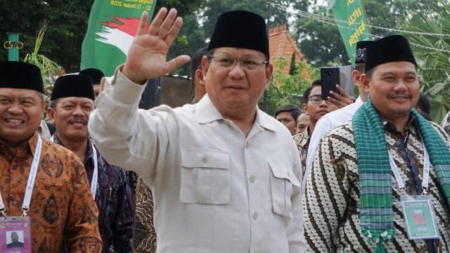 5 Pernyataan Kontroversial Prabowo saat Pidato di Rakernas LDII (150491)