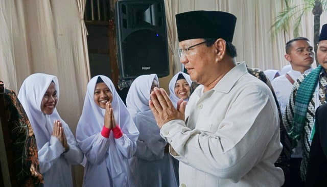 5 Pernyataan Kontroversial Prabowo saat Pidato di Rakernas LDII (56000)