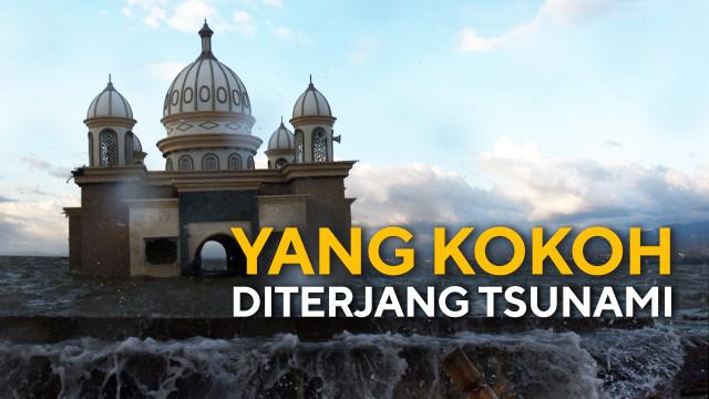 Mengapa Masjid dan Gereja di Palu Tetap Kokoh Meski Diterjang Tsunami? (96939)