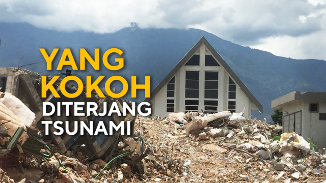 Gereja IFGF yang Tegap Berdiri di Antara Reruntuhan Hotel Roa Roa (80493)