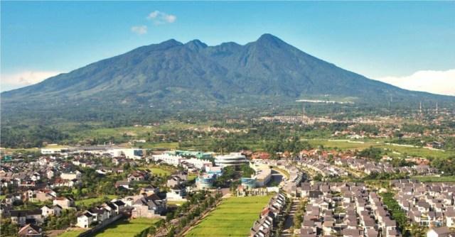 Lanskap Gunung Salak, Jawa Barat