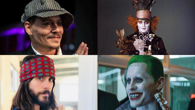 5 Bintang Hollywood yang Ubah Penampilan Demi Film (135666)