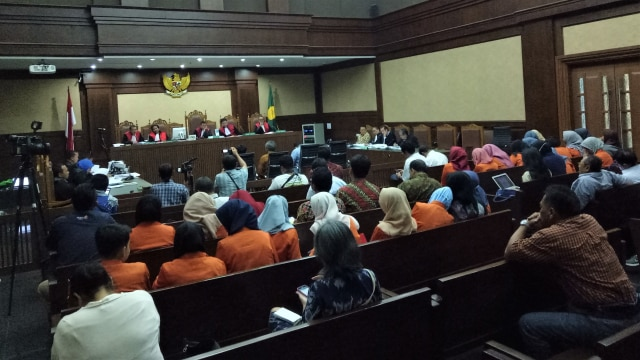 Bobol ATM Rp 4,47 M untuk Judi, Pegawai Bank Jateng Dibui 6,5 Tahun (261818)