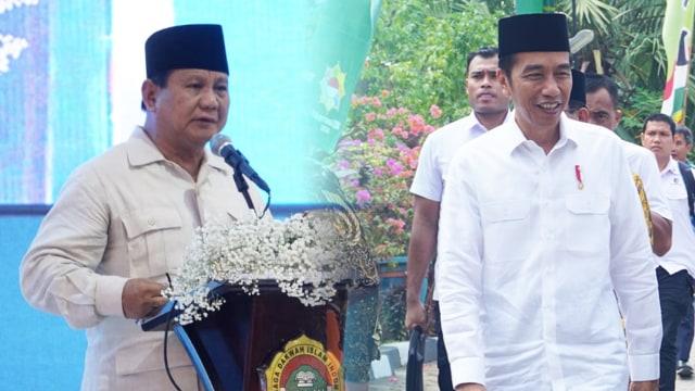 Beda Jokowi dan Prabowo saat di Rakernas LDII  (158064)