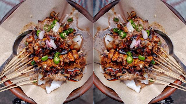 Resep Masakan Sate Jamur Gurih Ramah Vegetarian Kumparan Com