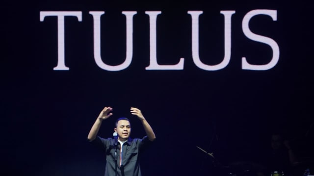 Tulus, Spotify on Stage