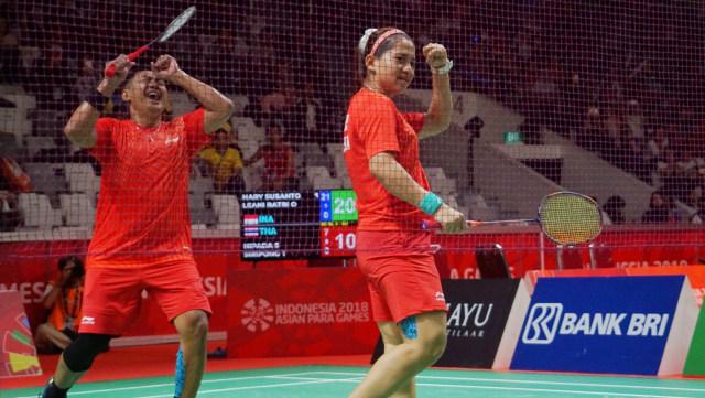 Dua Emas Asian Para Games 2018 Belum Cukup untuk Leani Ratri (109790)