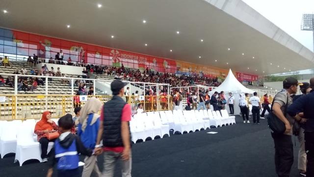 Suasana, Closing Ceremony Asian Para Games 2018