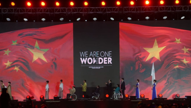 Live Feed: We are One Wonder, Closing Ceremony Asian Para Games 2018 (91695)