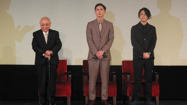 Konferensi pers film Tajuro Jun Aiki di KIFF 2018 dan Penutupan KIFF 2018