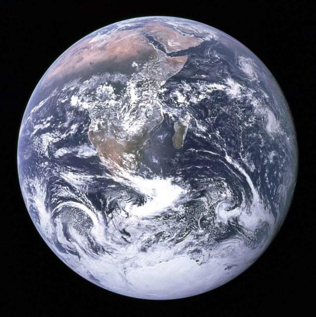 Ilustrasi Bumi (Not Cover)
