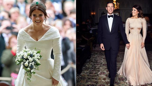 Makna di Balik Pilihan Gaun Pernikahan Putri Eugenie (490423)