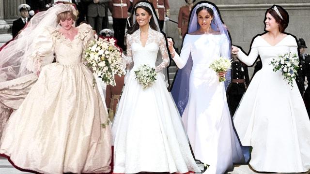 Asal Usul Tradisi Baju Pengantin Berwarna Putih Kumparan Com
