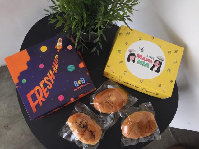 Makanan Artis: Roti Mama Nia vs Baby El Bakery (240630)