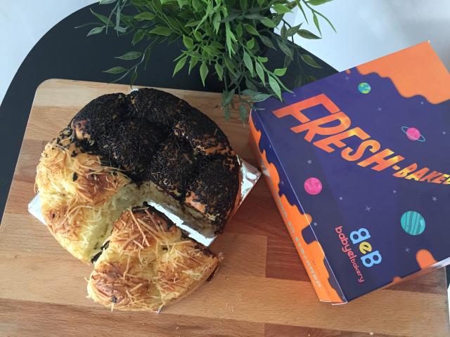 Makanan Artis: Roti Mama Nia vs Baby El Bakery (240633)