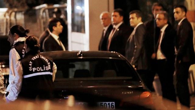 Turki, Konsul Jenderal Arab Saudi